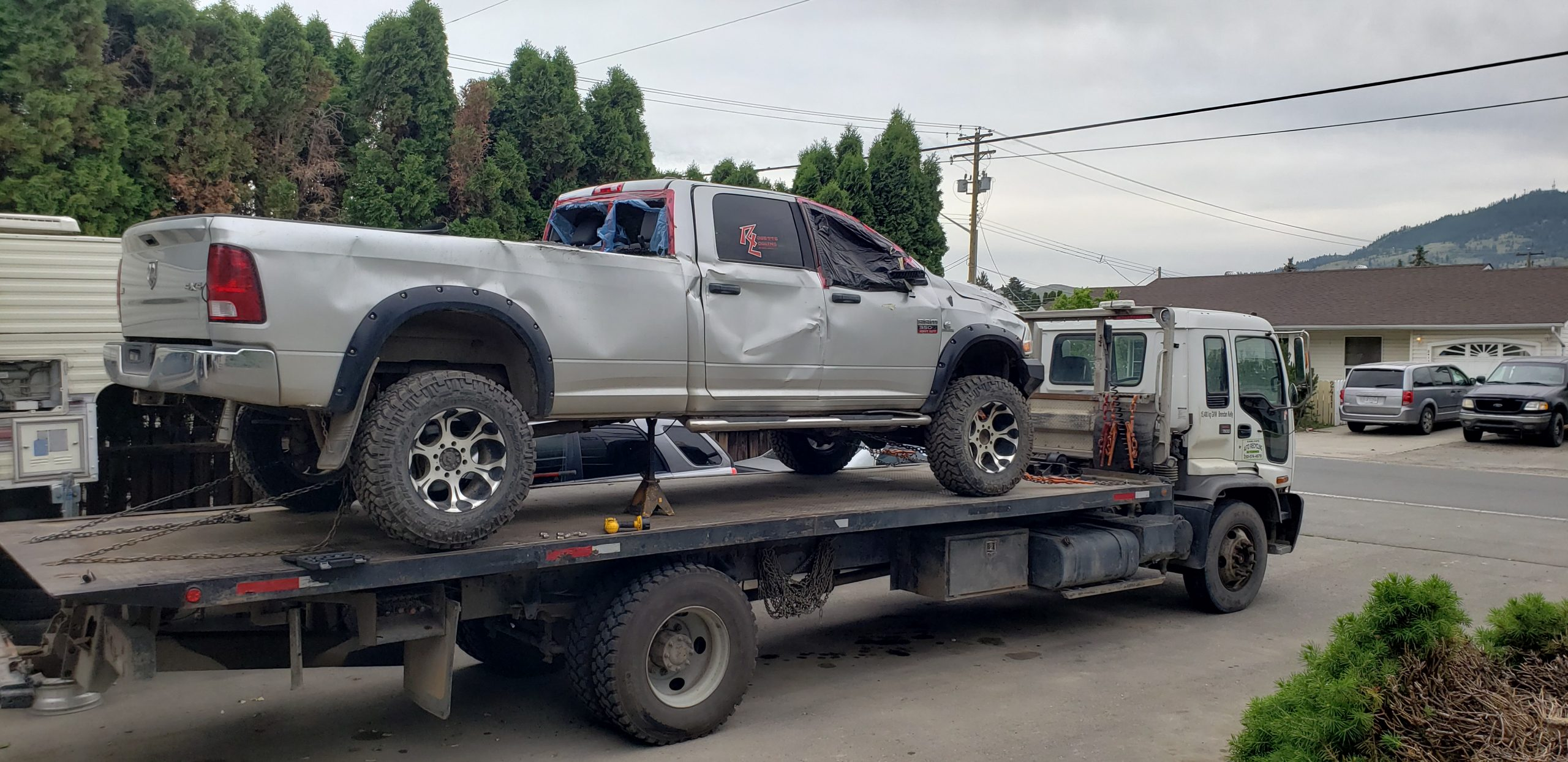 Local and Long distance Towing